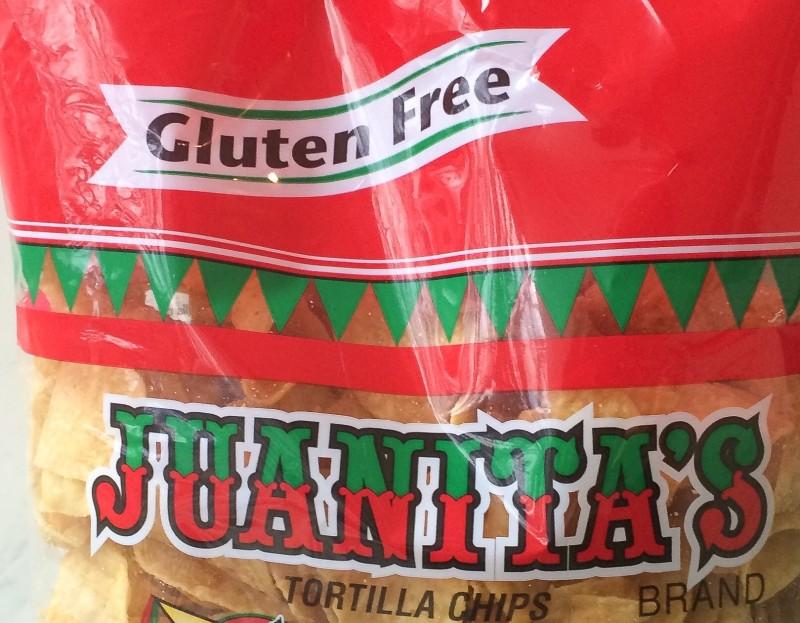 Juanita's chip bag