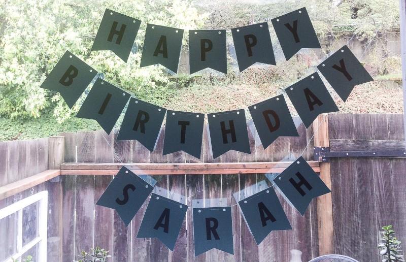 Happy Birthday Sarah Photos