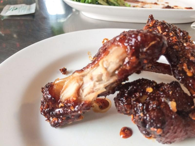 Pok Pok Chicken WIngs, Portland
