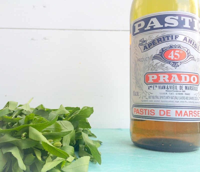 Pastis and Tarragon for Chicken
