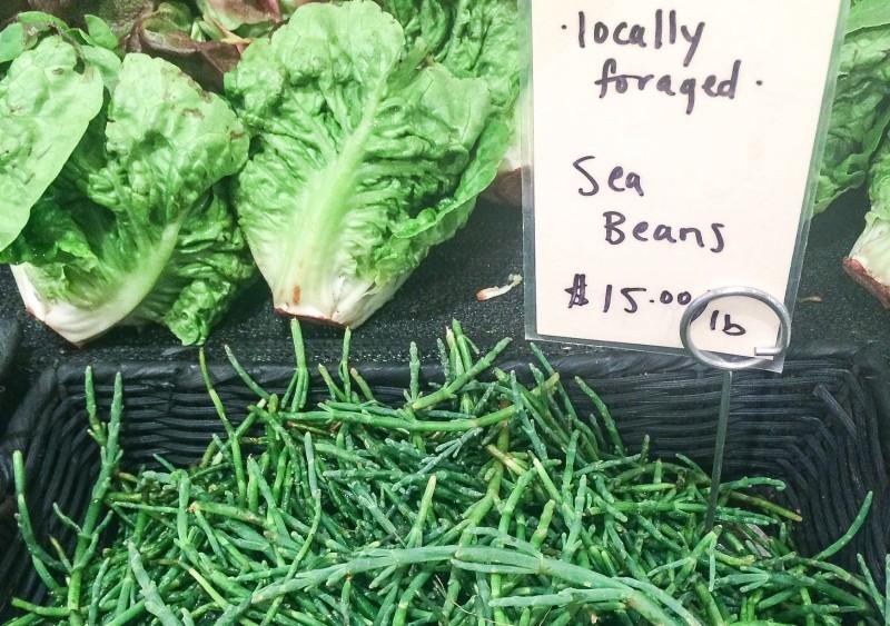 Sea Beans @ Pastaworks, Portland