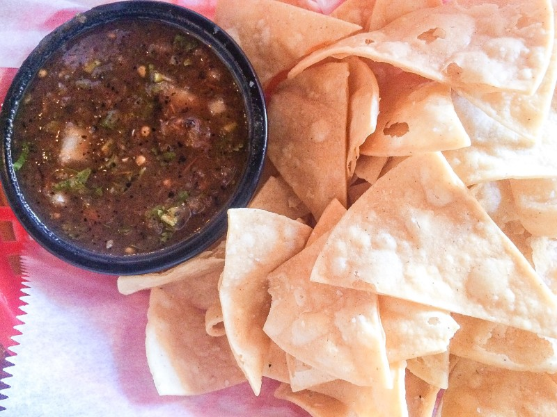 Chips and Salsa, Porque No, Portland