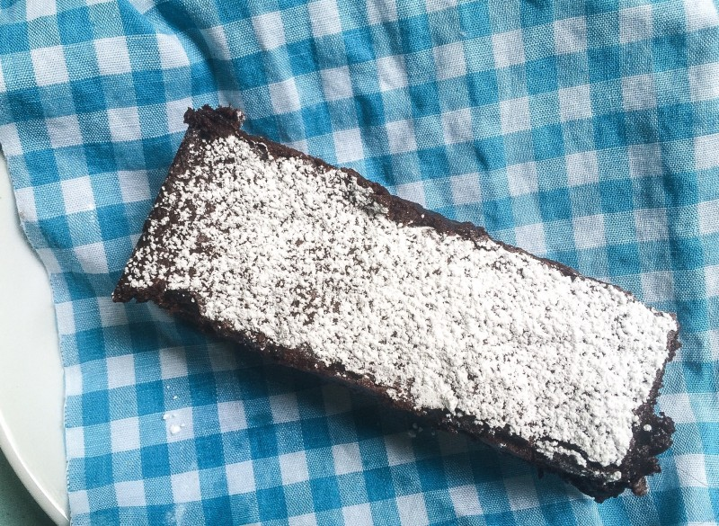 Best Ever Chocolate Brownie