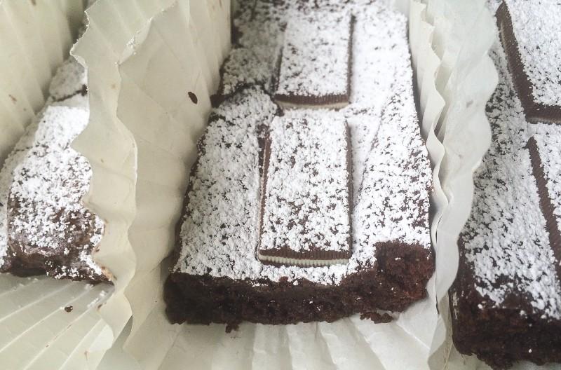 Best Chocolate Bittersweet Brownie