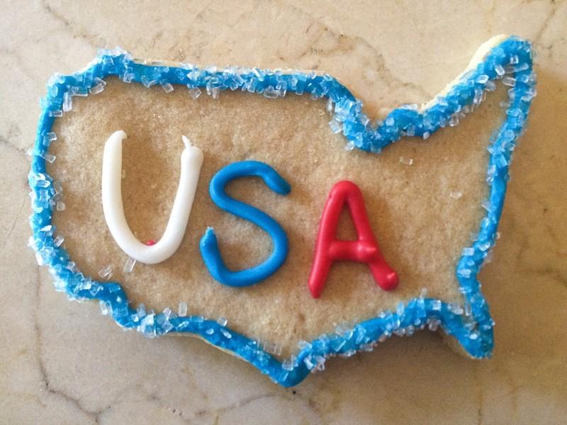 USA Cookie, Bake Shop, Portland