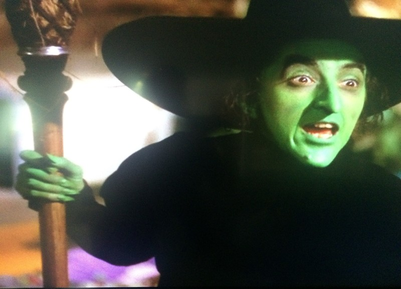 Family Movie Night, Witch in WIzard of Oz