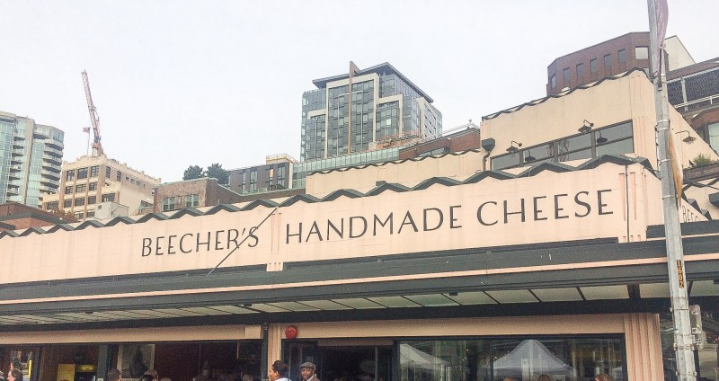 Beecher's Handmade Cheese, Seattle