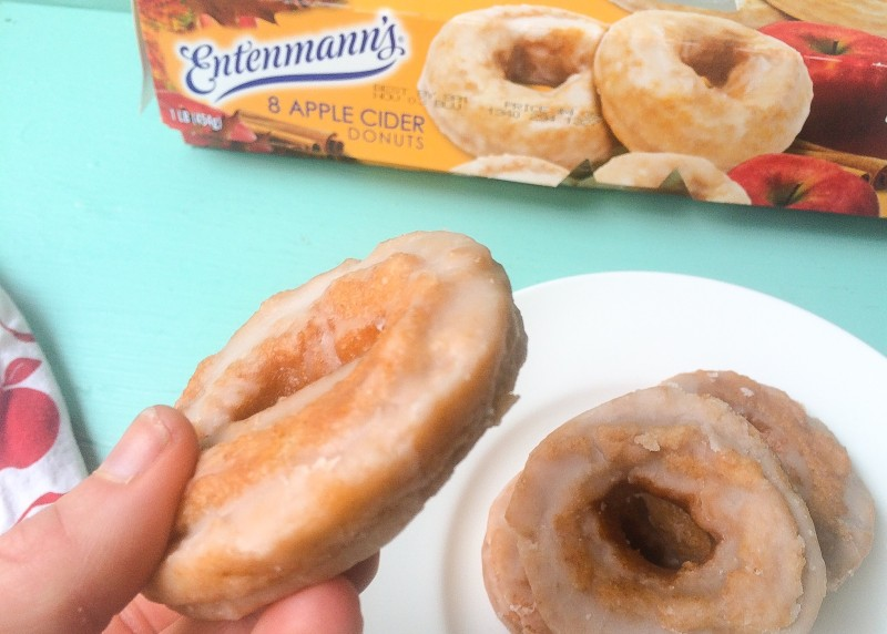 Entemann's Apple Cider Donuts
