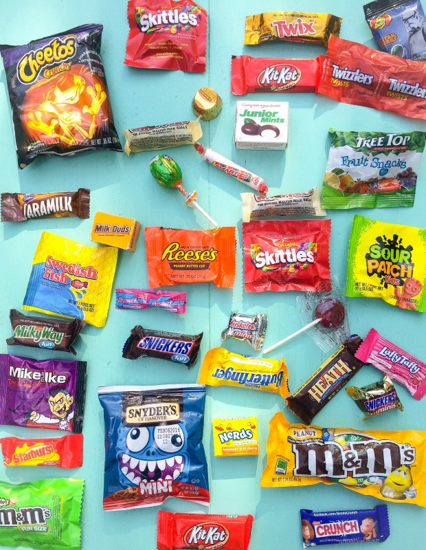 Halloween Candy, Portland