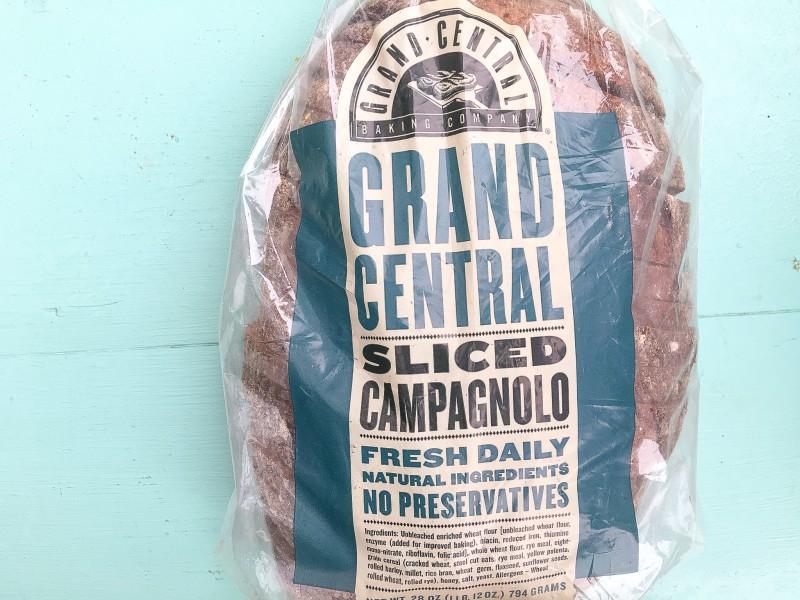 Grand Central Sliced Campagnolo Bread