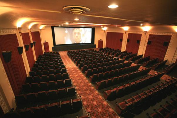 Movie Theatre Portland Mynk Lashes
