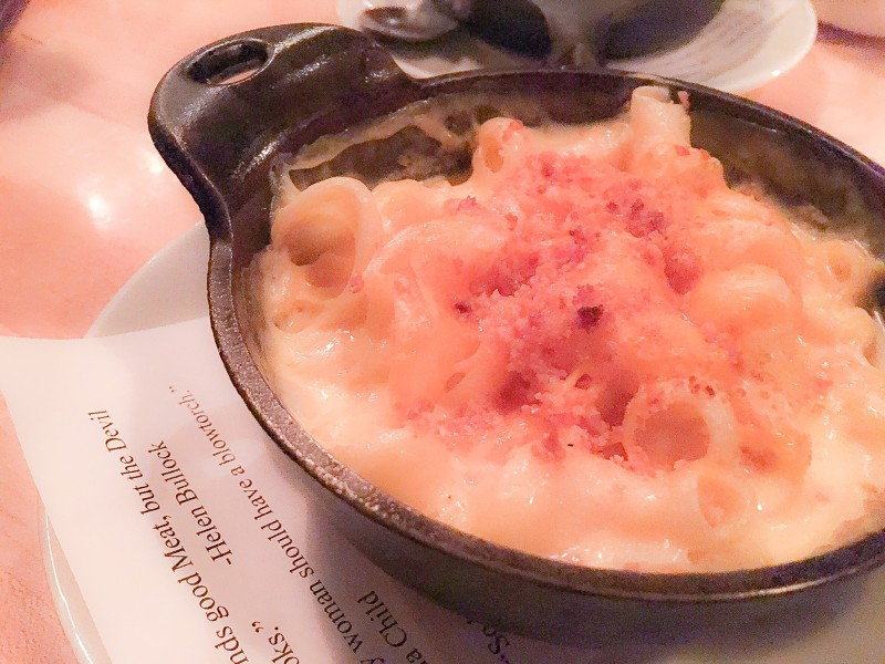 Craft Mac and Cheese at Tasty n Sons