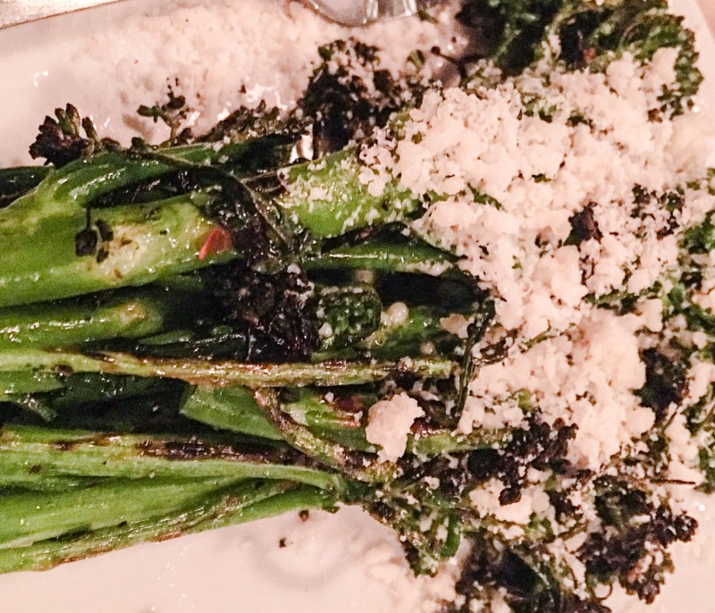 Broccolini at Tasty n Sons, Portland