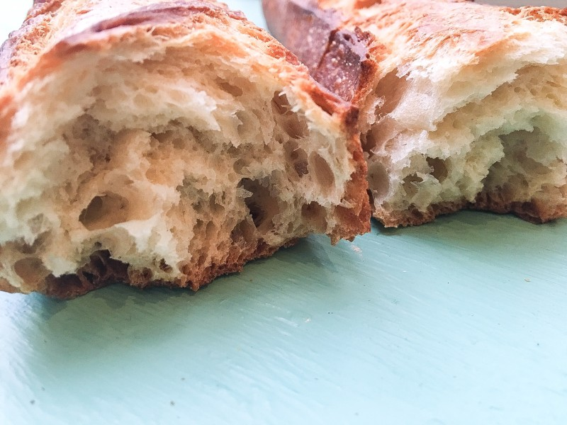 Baguette from Little T Bakery, Providore