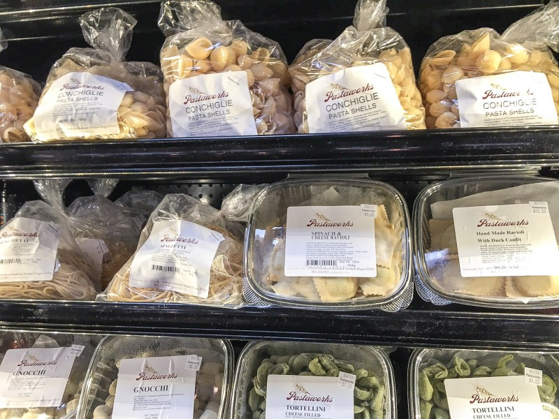 Pastaworks at Providore Fine Foods, Portland