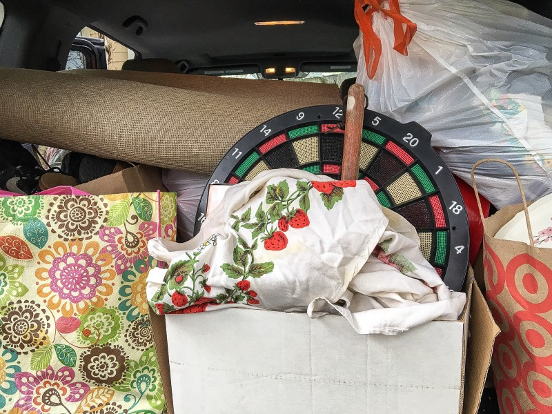 Goodwill Donations, Magical Art of Tidying up