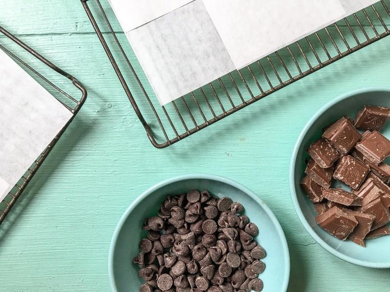 Chocolate Fudge Cookies Ingredients