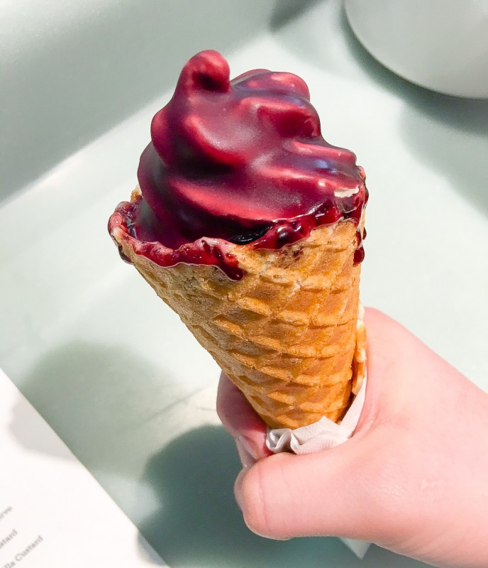 Soft Serve at Wizbang, Pine Street Market