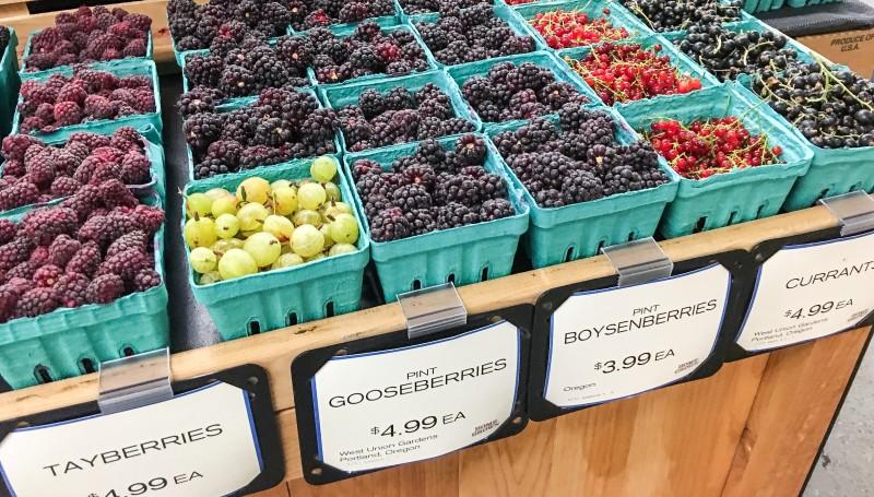 New Seasons Berries