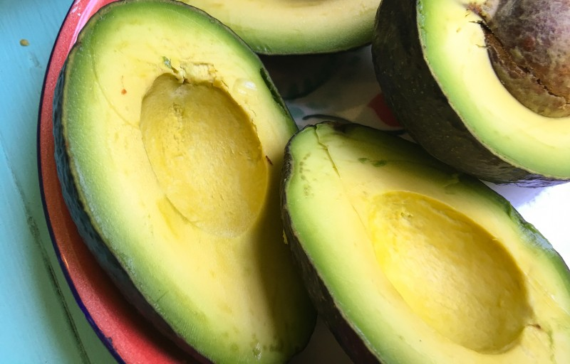 Avocado for Corn Salad