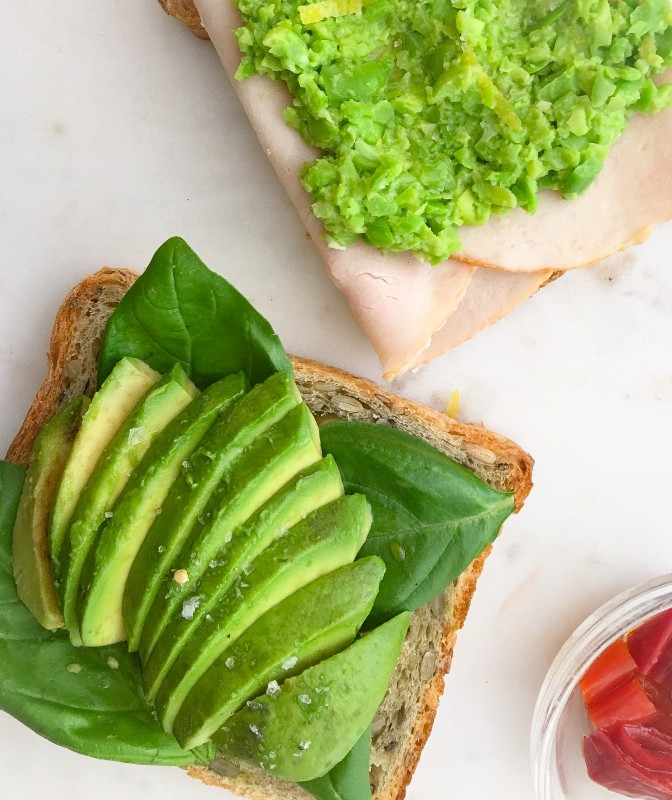 Avocado Toast with Fava Smash