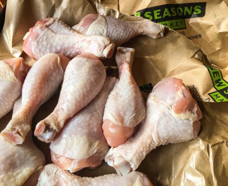 Chicken at New Seasons