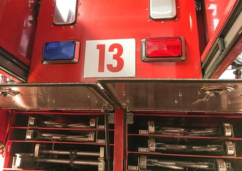 Firefighter Station 13