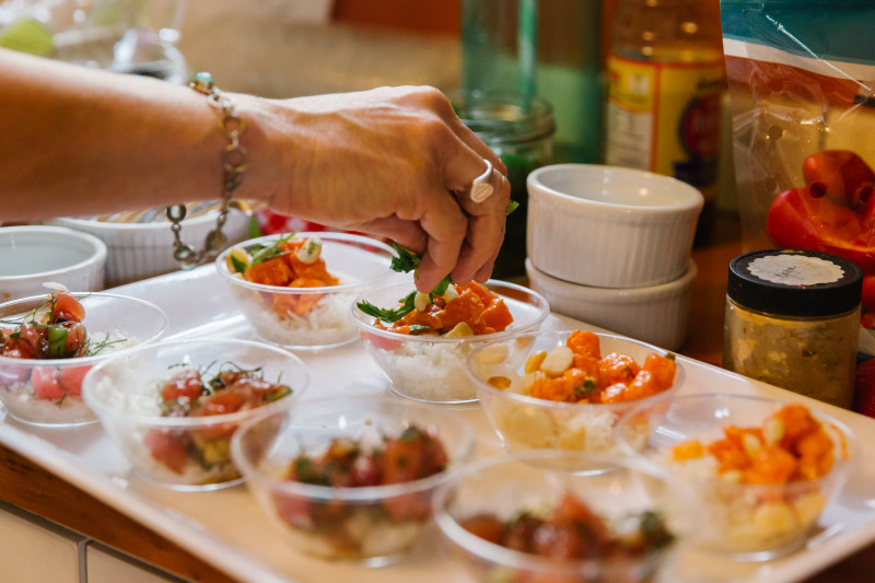 Poke Appetizers, Tips for Appetizer Party