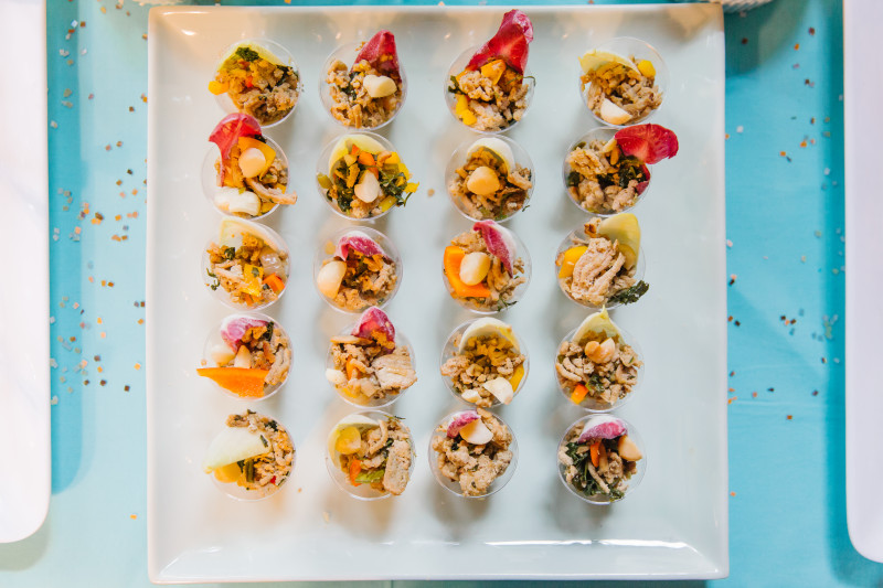 Turkey Larb Appetizers, Tips for Appetizer Party