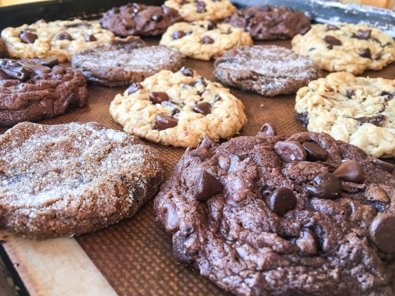 Cookies for Neighbors and Teachers