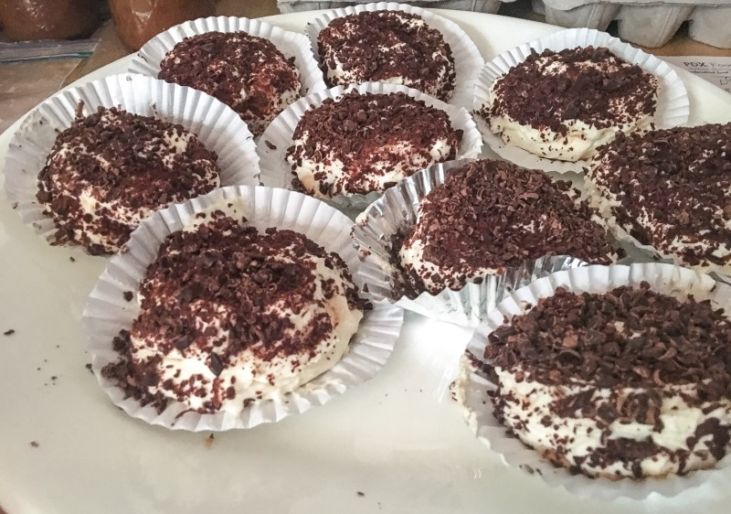 Portland PDX Food Swap - Cake