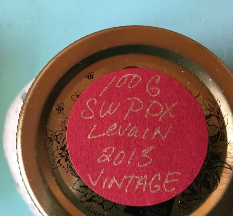 Portland PDX Food Swap - Levain Starter