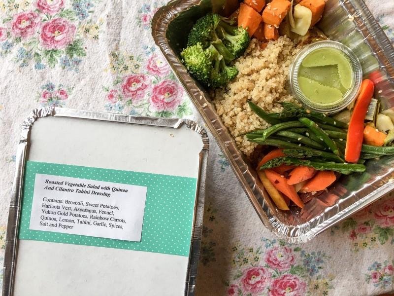 Portland PDX Food Swap - Quinoa Salad