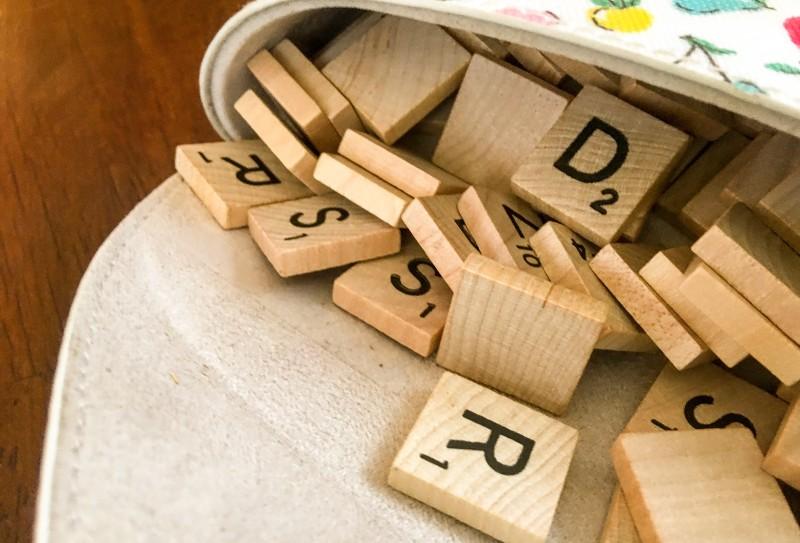 April Fools Day Joke, Scrabble