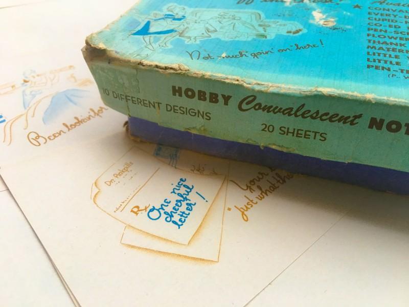 goodwill bins portland hobby notes