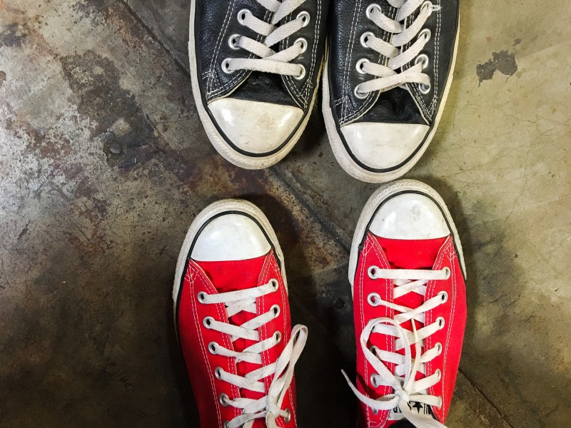 Converse -Portland Goodwill Bins Outlet Bins Finds -
