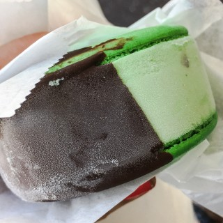 ice cream sandwich milk shop los angeles