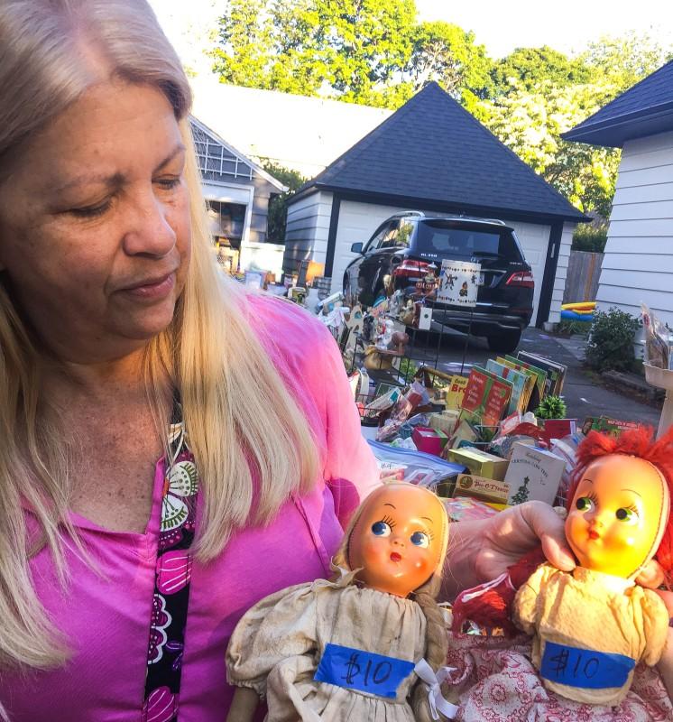 Magpie Ethel's Laurie Romaneggi Eastmoreland Garage Sale