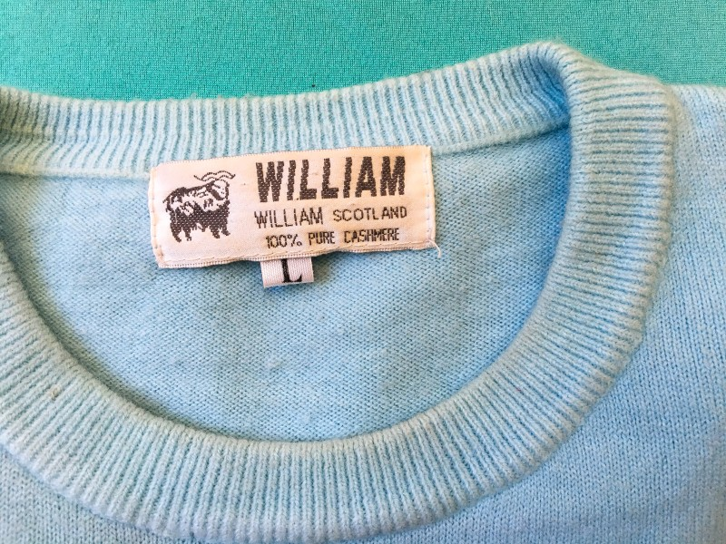 Scottish Cashmere Goodwill Bins Outlet
