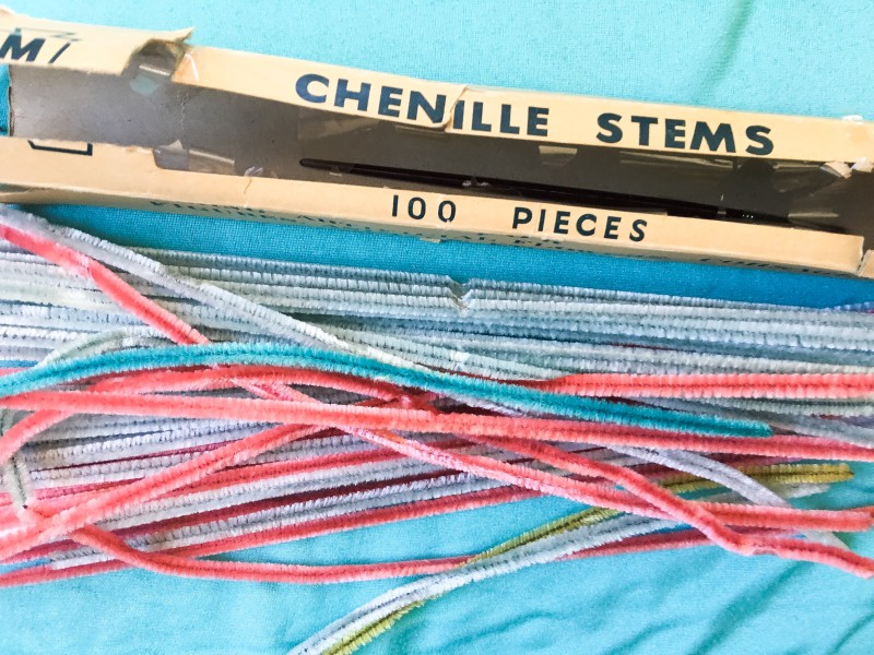 Vintage Pipe Cleaners Goodwill