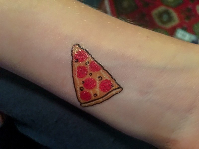 Pizza Tattoo WIsconsin