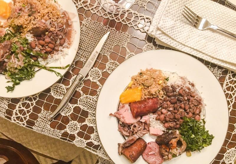 Brazilian feast