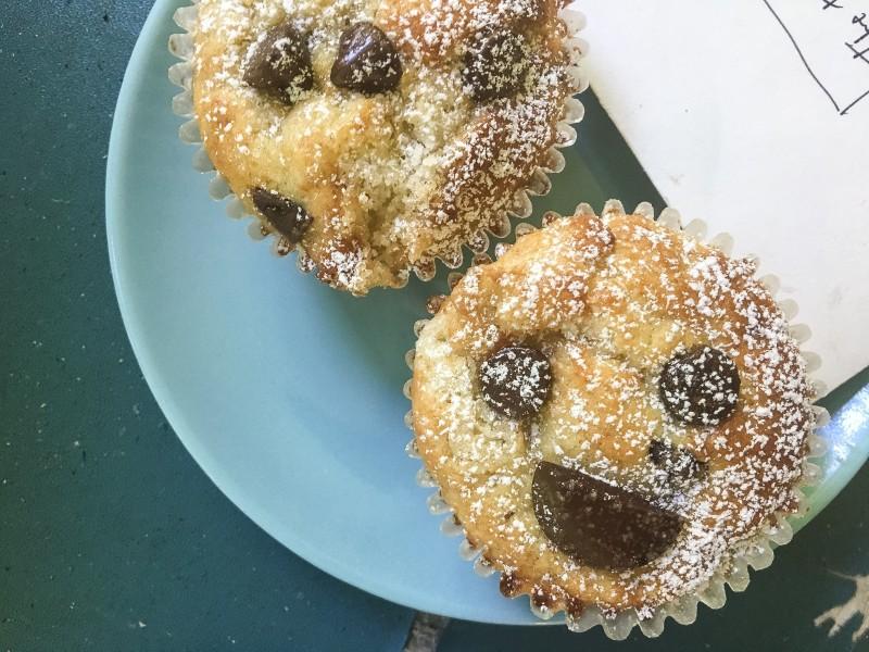 banana muffins 9/11