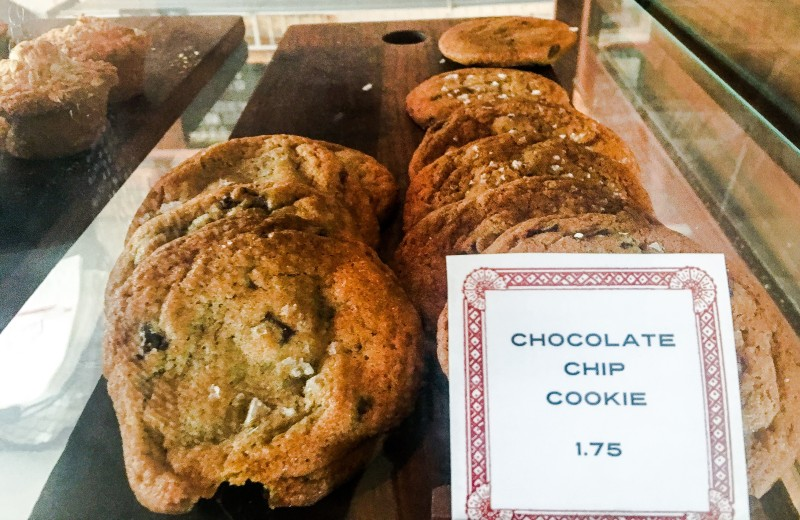 Cookies at Roman Candle PDX Portland