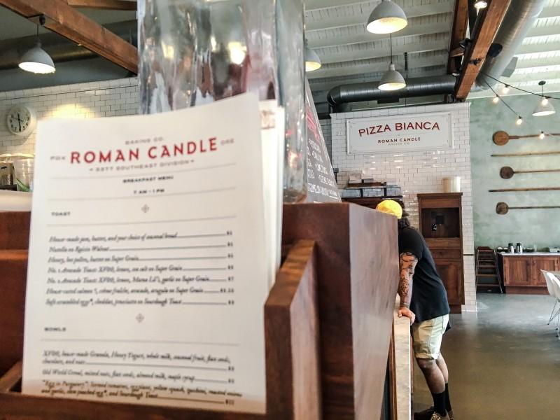 roman candle pdx portland