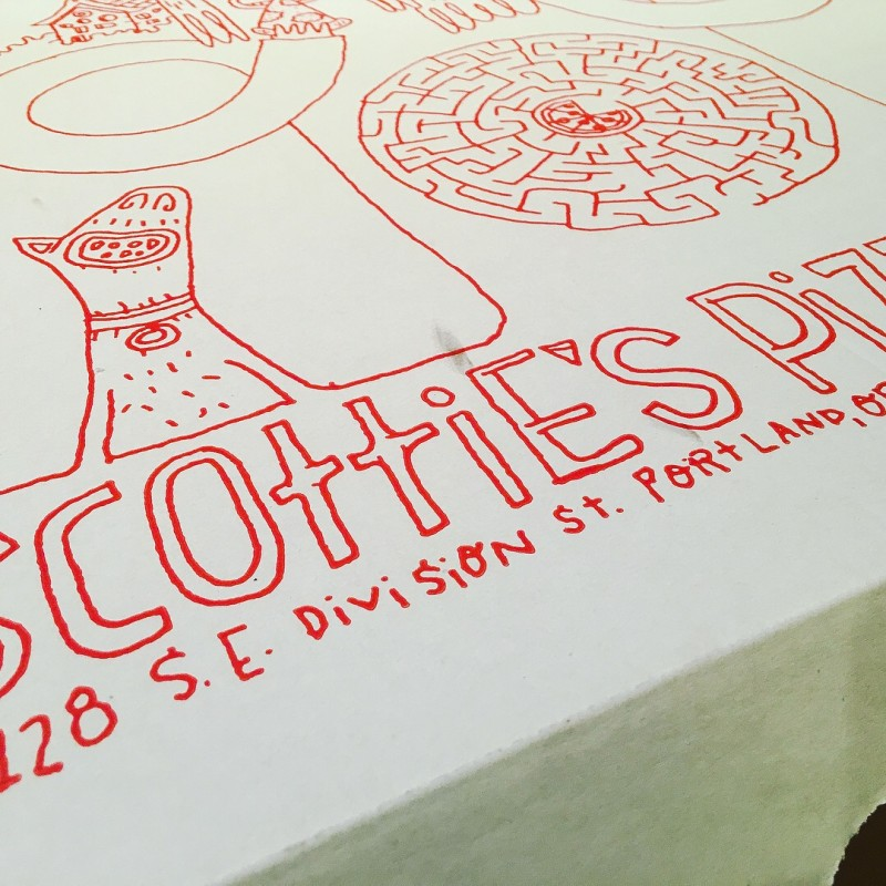 Scotties Pizza Portland
