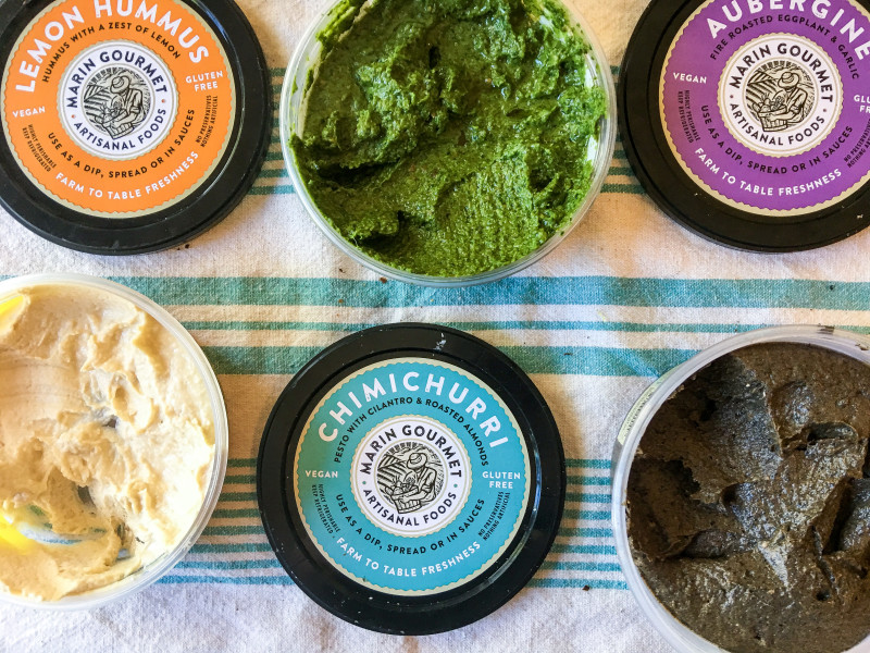 Marin Gourmet Artisanal Foods