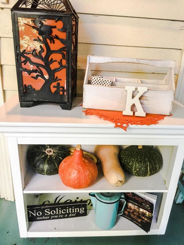Halloween Decorating Portland Vintage