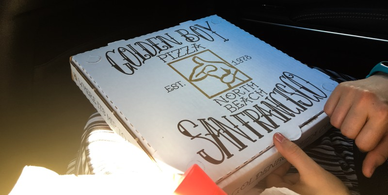 Golden Boy PIzza SF