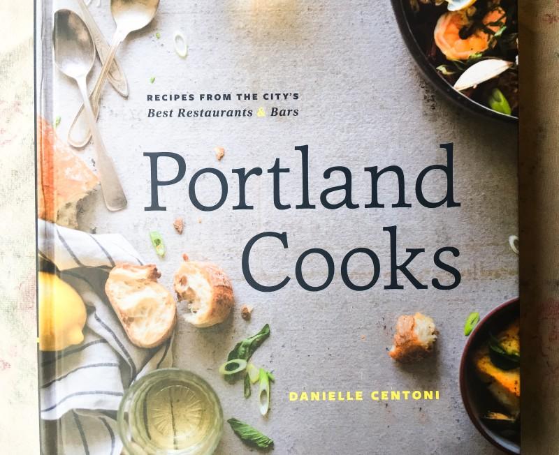 Portland Cooks book